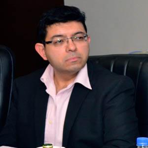 Mr. Haris Nazir Ahmad
