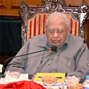 Prof Khurshid Ahmed